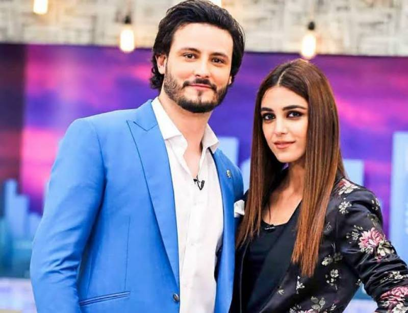 Maya Ali dismisses rumours about being married to Osman Khalid Butt