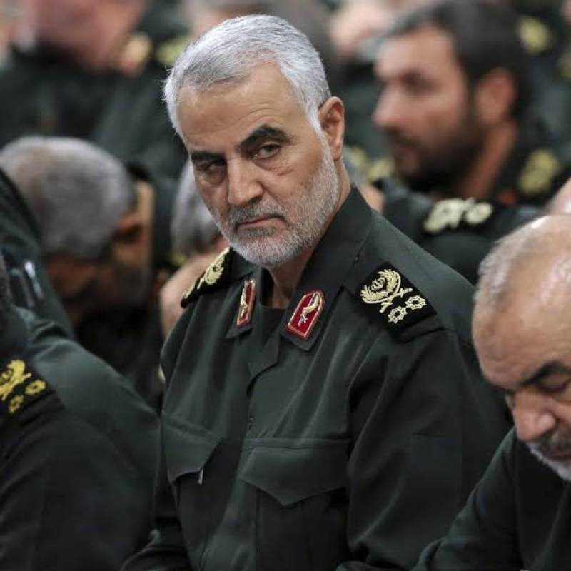 Qasem Soleimani: US airstrikes kill top Iranian general at Baghdad airport