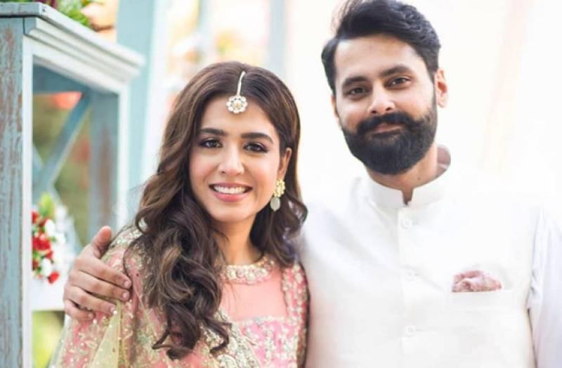 Mansha Pasha gets candid about Jibran Nasir on Instagram