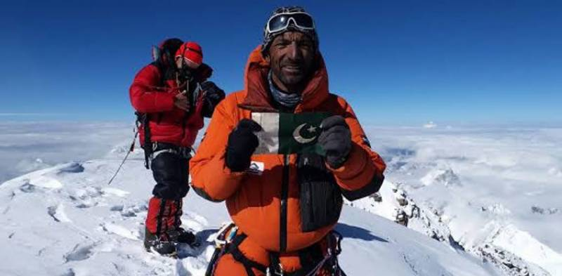 Ali Sadpara becomes first Pakistani to climb Mont Blanc