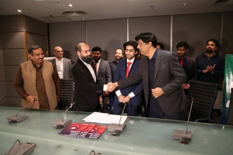 PITB's startup gets $2.5 million funding from German company