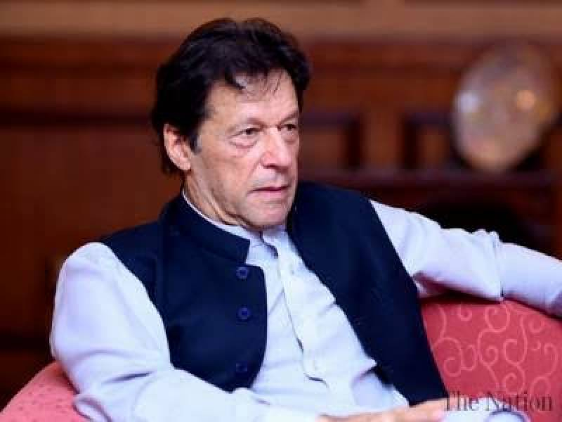 PM Imran deplores world's silence over Indian state terrorism
