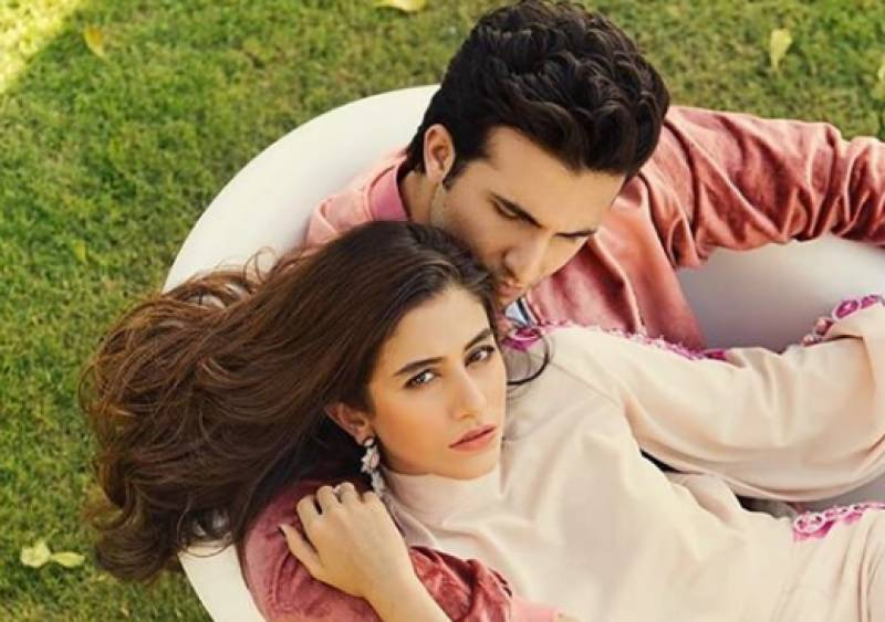 Syra Shehroz makes first public appearance after divorce rumours