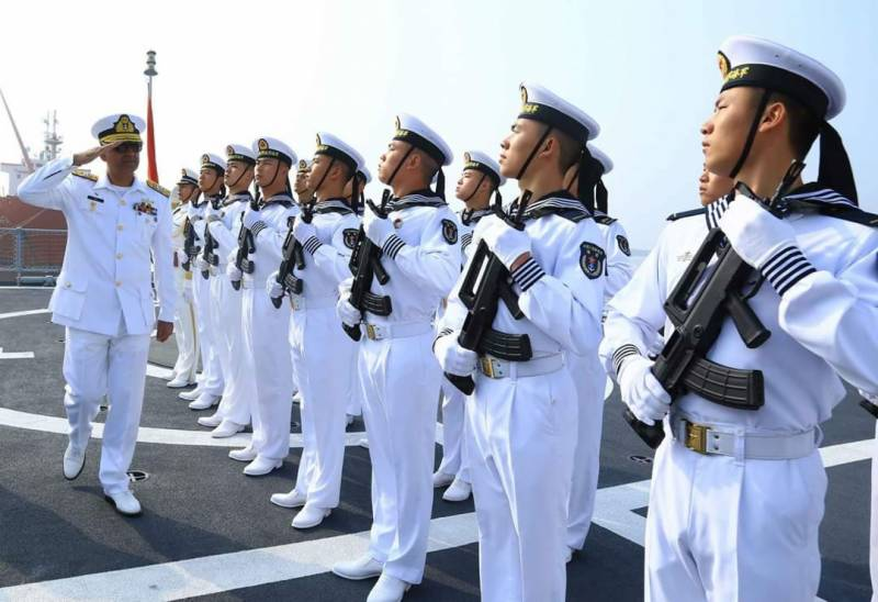 Pakistan, China hold joint naval exercises in North Arabian Sea
