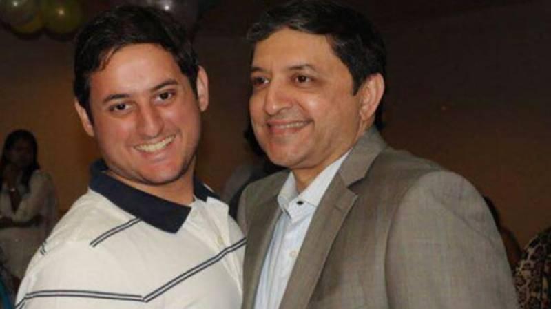 Senate Deputy Chairman Saleem Mandviwala's son dies at 34 in Karachi
