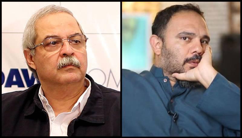 Hameed Haroon serves defamation notice to filmmaker Jami