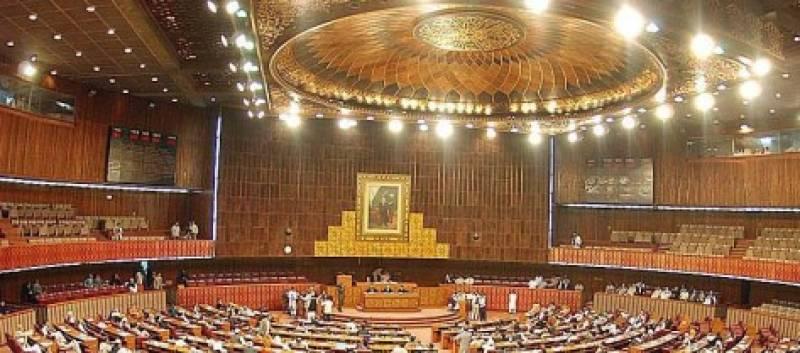NA passes three bills formalising the tenure of three services chiefs