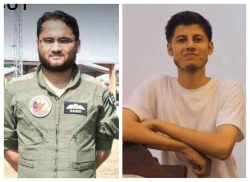 Two PAF pilots martyred in crash near Mianwali airbase