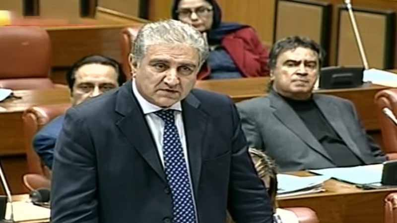 Pakistan will not become party to the regional conflict: FM Qureshi
