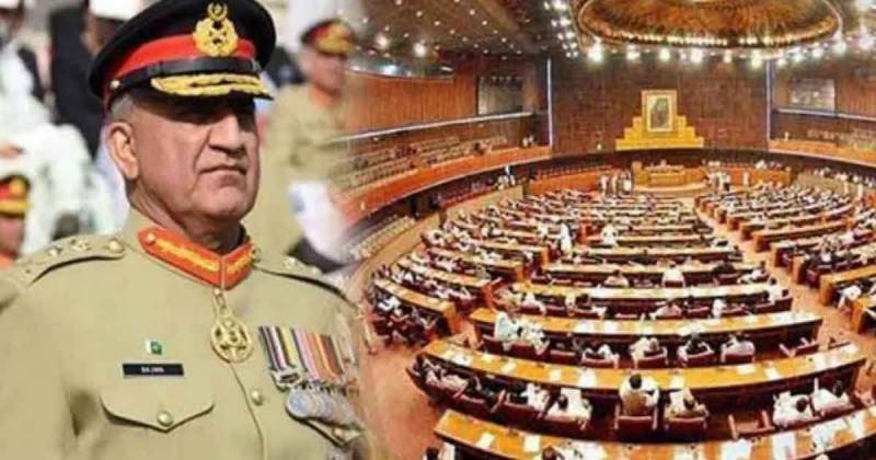 Services chiefs' bills smoothly sail through Senate