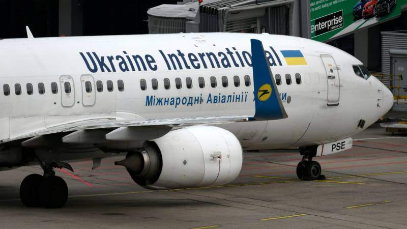 Ukrainian airplane with 180 aboard crashes in Iran: media