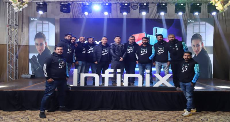 Infinix's Annual Channel Appreciation Award 2020