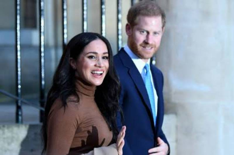 Prince Harry and Meghan decide to step back as senior members of the royal family