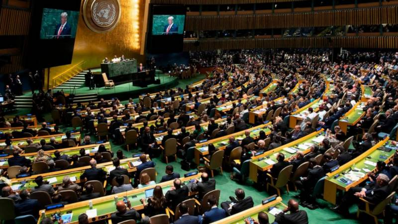 Over India's objections, UNGA approves budget for UN observer mission in Kashmir