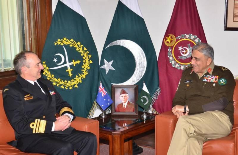 Pakistan Army offers help to Australia to tackle devastating bushfires