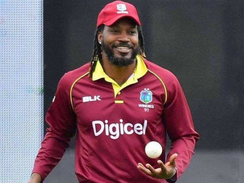 Pakistan one of the safest places in world: Chris Gayle
