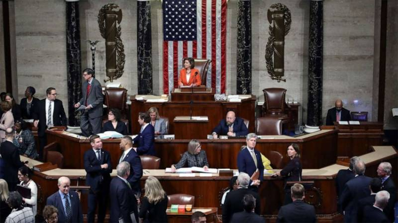 US House approves resolution to limit President's powers to wage war against Iran