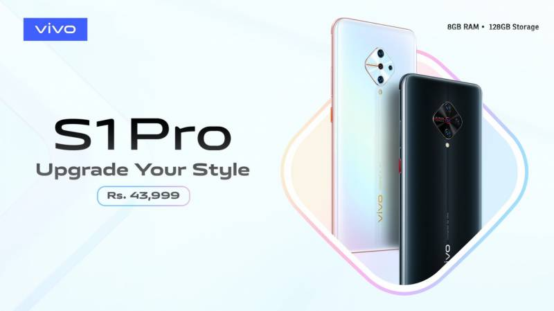 Vivo S1 Pro is now available for sale in Pakistan