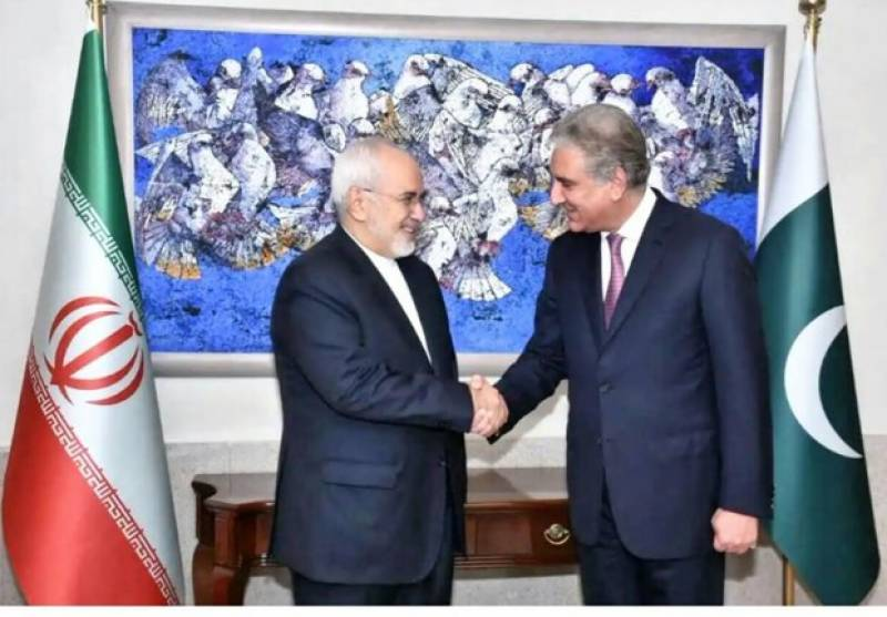Pakistan's FM Qureshi 'to visit Iran on Sunday'