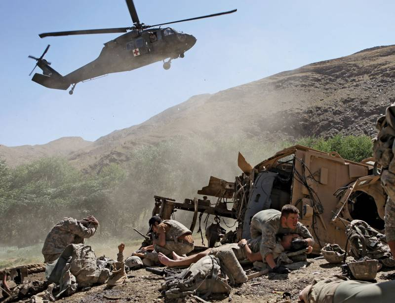 Two US soldiers killed in Afghanistan IED attack