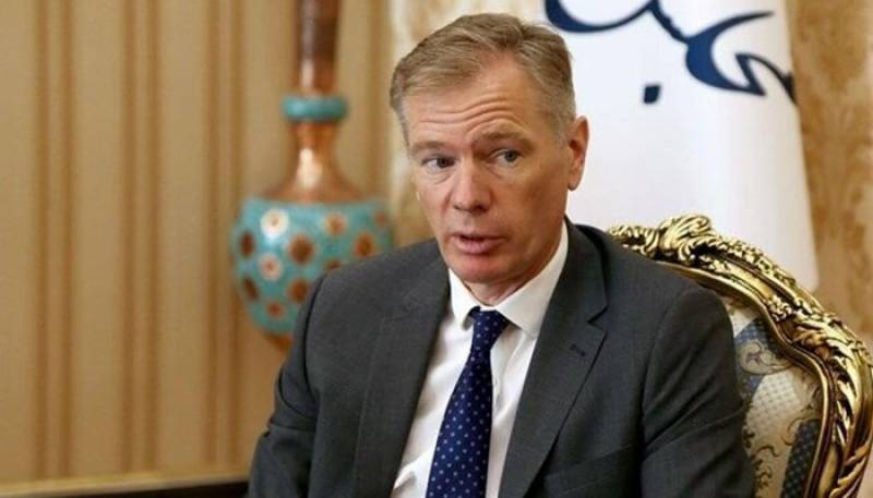 Britain's ambassador to Iran arrested: UK govt