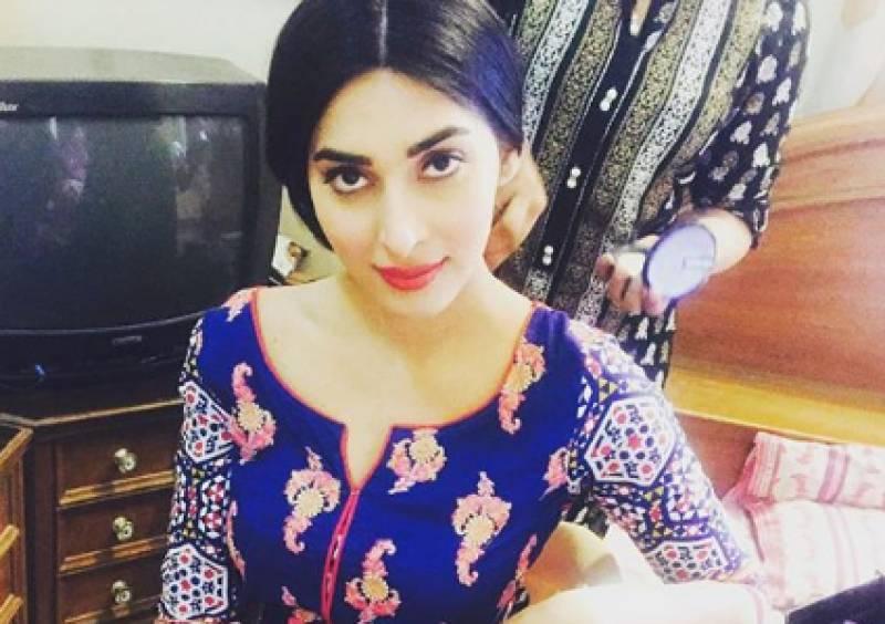Eshal Fayaz responds to marriage rumours with Khalil-ur-Rehman Qamar