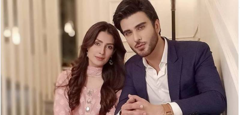 Ayeza Khan is one of the most refined actresses in the industry: Imran Abbas