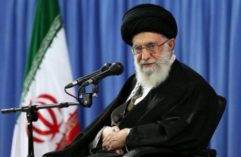 Iran's supreme leader Ayatollah Ali Khamenei calls for bolstering regional cooperation