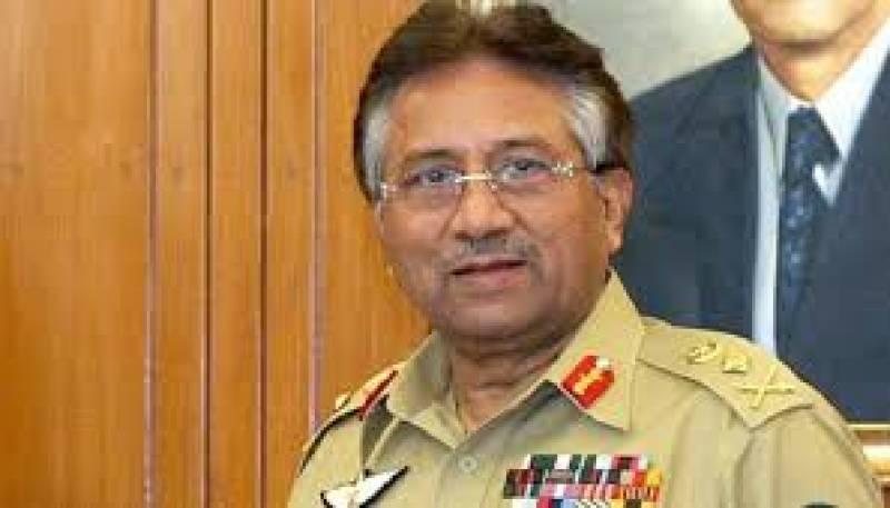 Musharraf lauds LHC decision of overturning death sentence