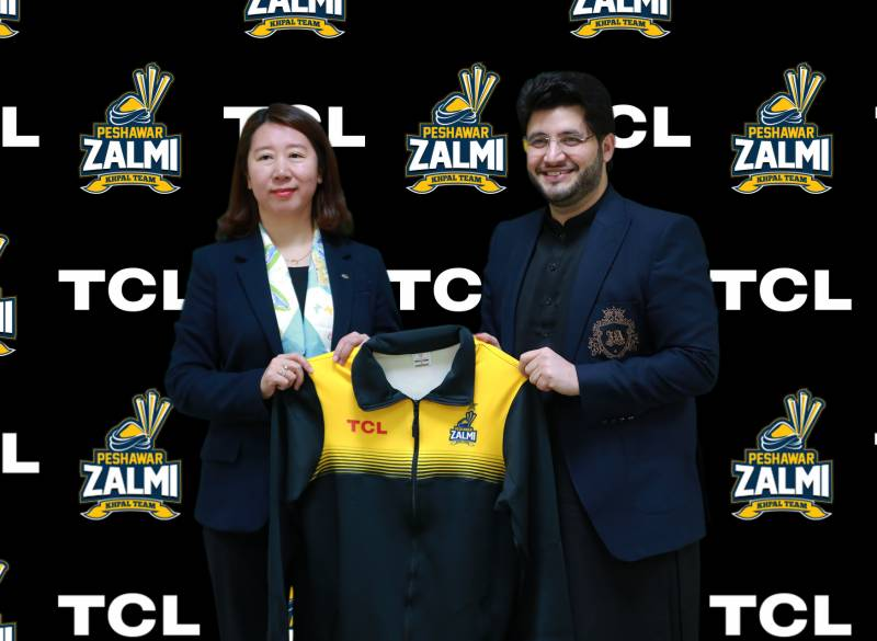 TCL joins hands with Peshawar Zalmi for PSL 2020