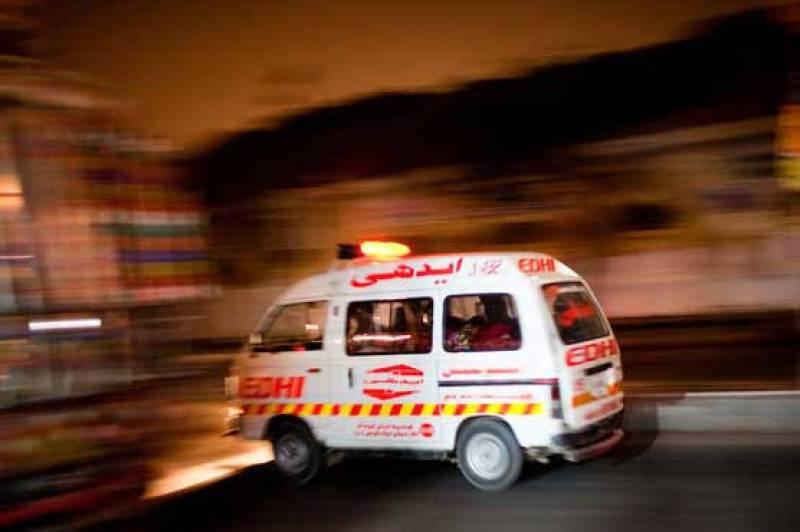 Truck-car collision kills three in Nawabshah