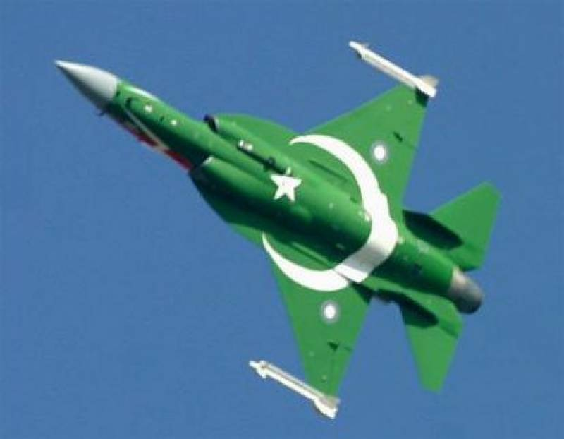 Upgraded JF-17 fighter jet significantly increases combat efficiency: Experts