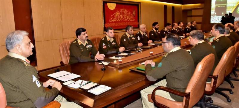 Corps Commanders' Conference: Pakistan Army warns India from provocative behaviour