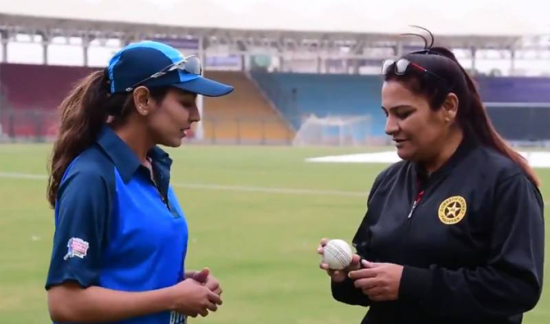 How a mother-daughter pair making a mark in Pakistan cricket