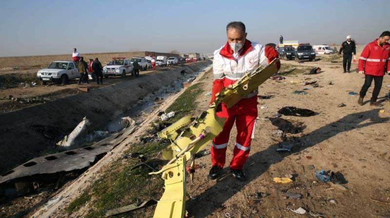 Iran makes 'several arrests' for shooting down Ukrainian plane