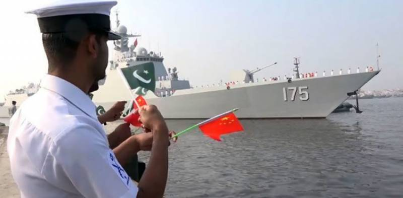 Sea Guardians 2020: 6th joint Pak-China naval exercise concludes in North Arabia Sea