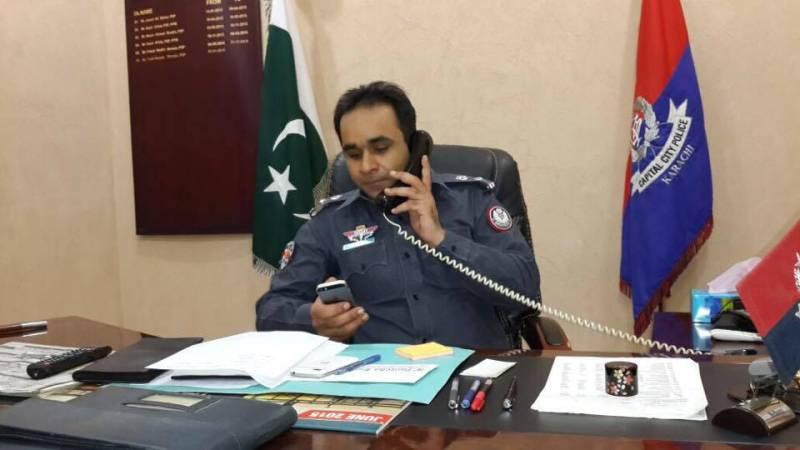SSP Abrar Hussain Nekokara commits suicide