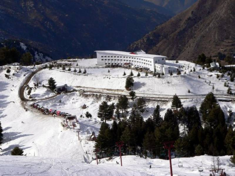 Malam Jabba Ski School grooming 70 juveniles for upcoming winter sports contests