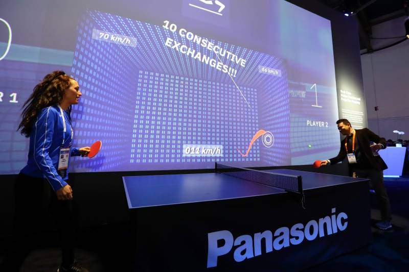 Panasonic's CES 2020 showcase highlights future of mobility, immersive entertainment, broadcasting for gaming & more