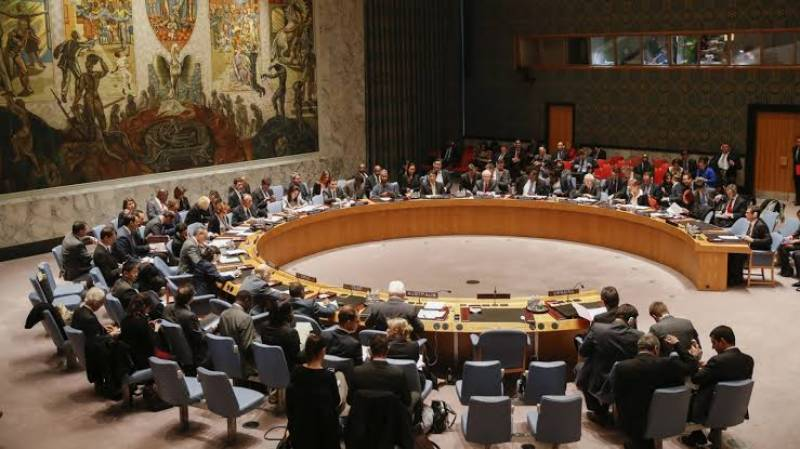 UNSC meets to discuss alarming human rights situation in occupied Kashmir today