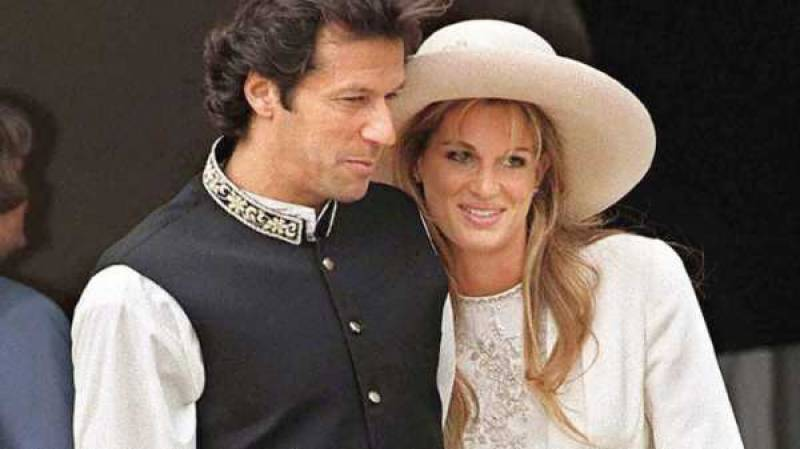 Jemima Goldsmith shares what it's like to marry a national hero