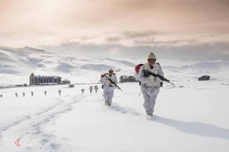 Turkey launches Operation Kapan-4 Mava in its southeast