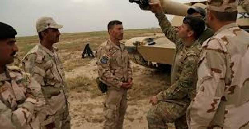 US resume joint military operations with Iraq after 2 weeks