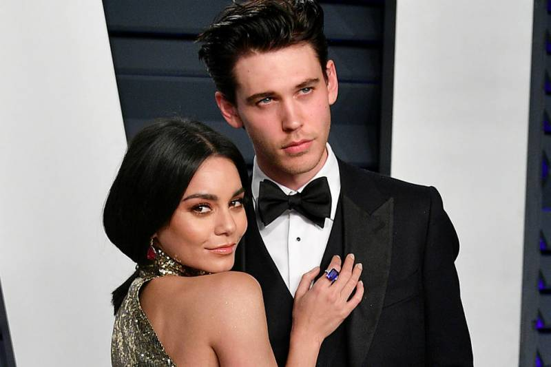 Vanessa Hudgens and Austin Butler reportedly split after 9 years together