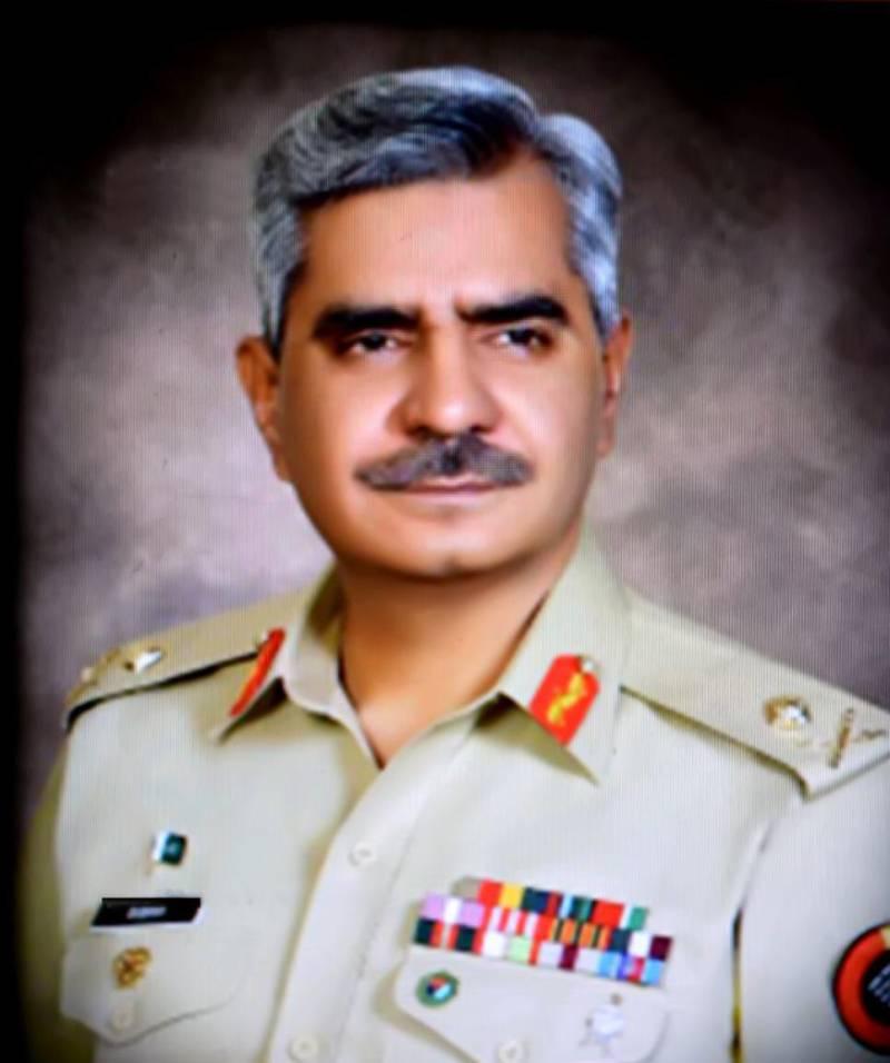 Who is Maj-Gen Babar Iftikhar, the new DG ISPR?