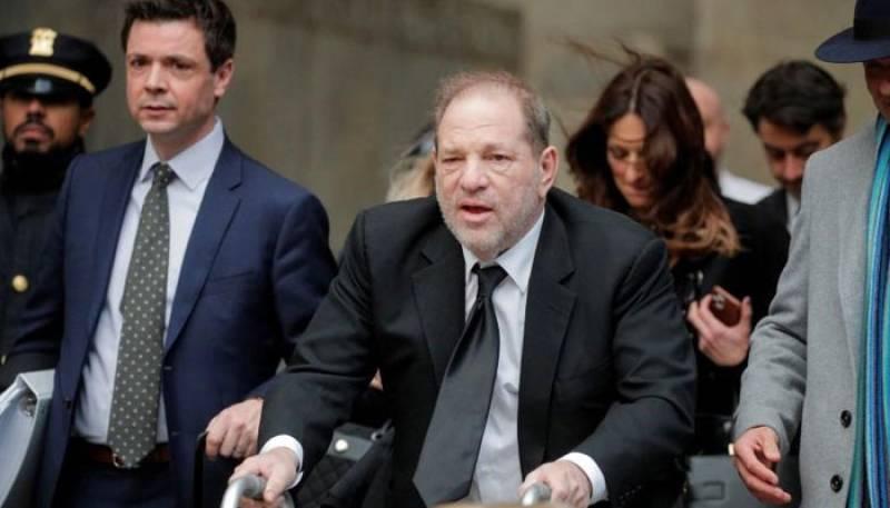 Harvey Weinstein case not a 'referendum' on #MeToo: judge in rape trial