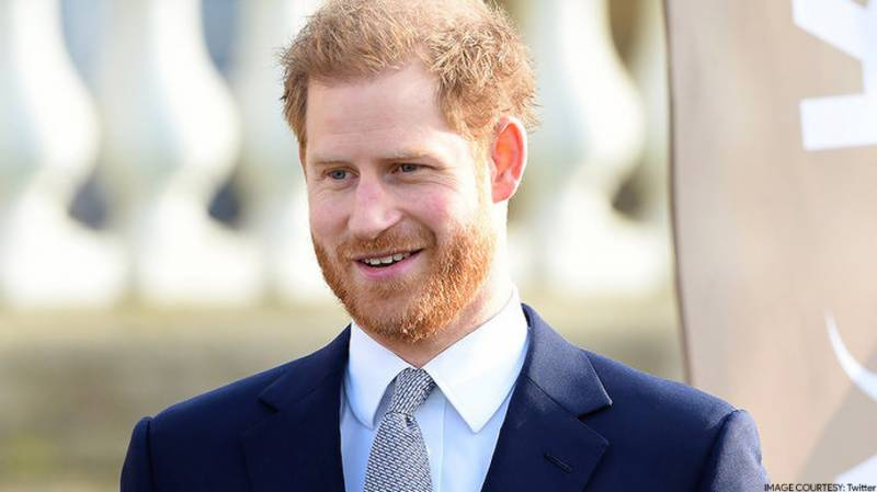 Prince Harry makes first public appearance since royal split