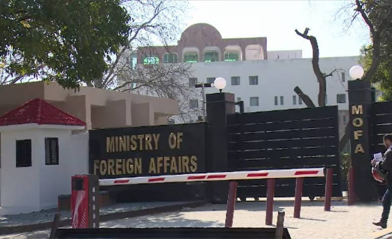 FO summons Indian diplomat to reject mischievous portrayal of minorities in Pakistan