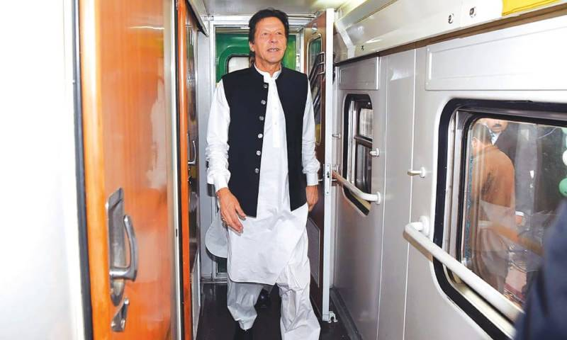 PM Imran to inaugurate Gujranwala shuttle train on Feb 5th