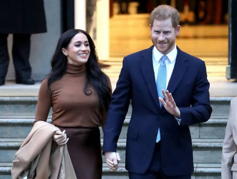 Harry and Meghan retire as working members of royal family